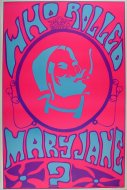 Who Rolled Mary Jane? Poster