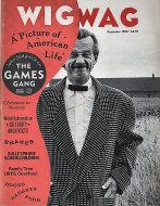 Wig Wag Magazine December 1990 Magazine