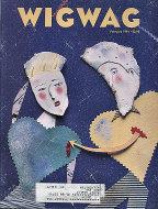 Wig Wag Magazine February 1991 Magazine