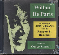 Wilbur De Paris CD