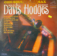 "Wild Bill Davis / Johnny Hodges Vinyl 12"" (Used)"
