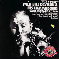 "Wild Bill Davison & His Commodores Vinyl 12"" (Used)"