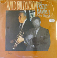 "Wild Bill Davison / Freddy Randall Vinyl 12"" (New)"