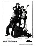 Wild Colonials Promo Print