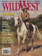Wild West Magazine December 1996 Magazine