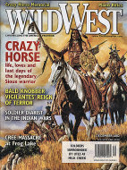 Wild West Vol. 15 No. 4 Magazine