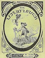 Wildflower Handbill