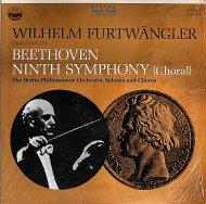 """Wilhelm Furtwangler Vinyl 12"""" (Used)"""