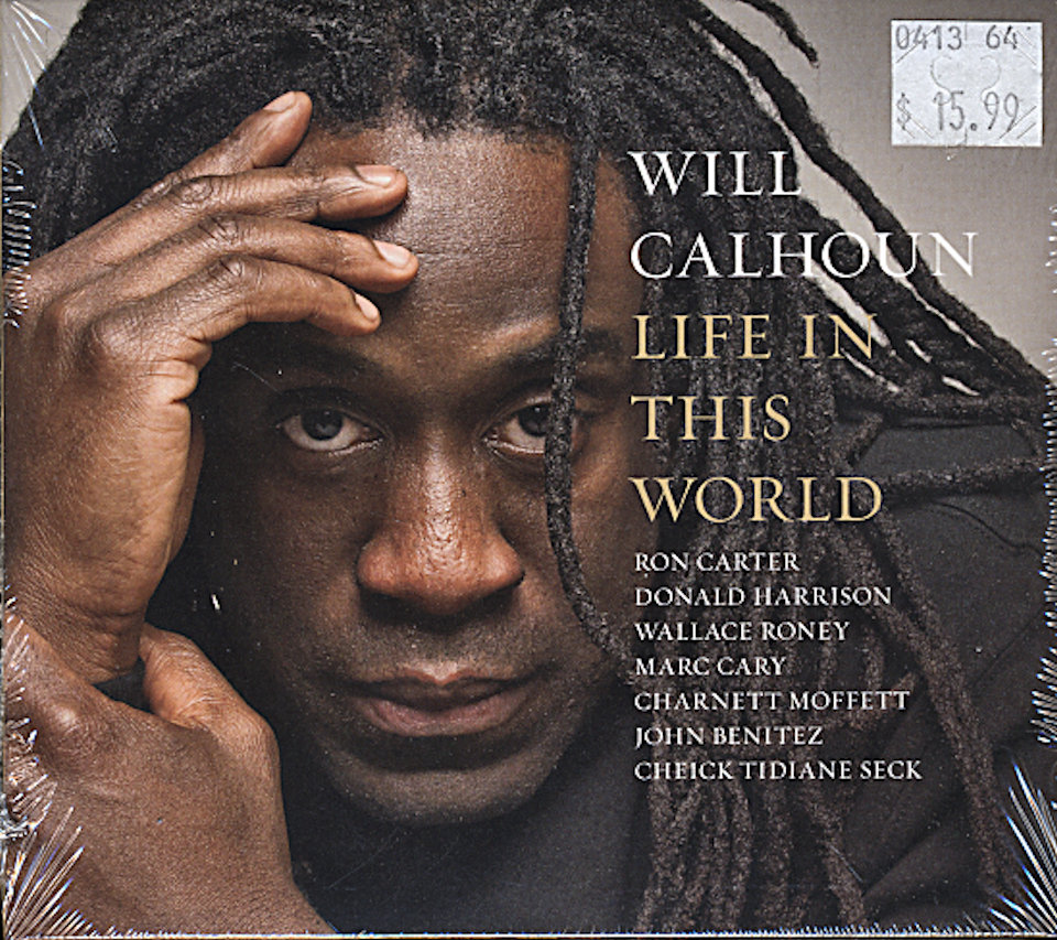 Will Calhoun CD