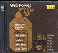 Will Power CD