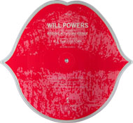 "Will Powers Vinyl 7"" (Used)"