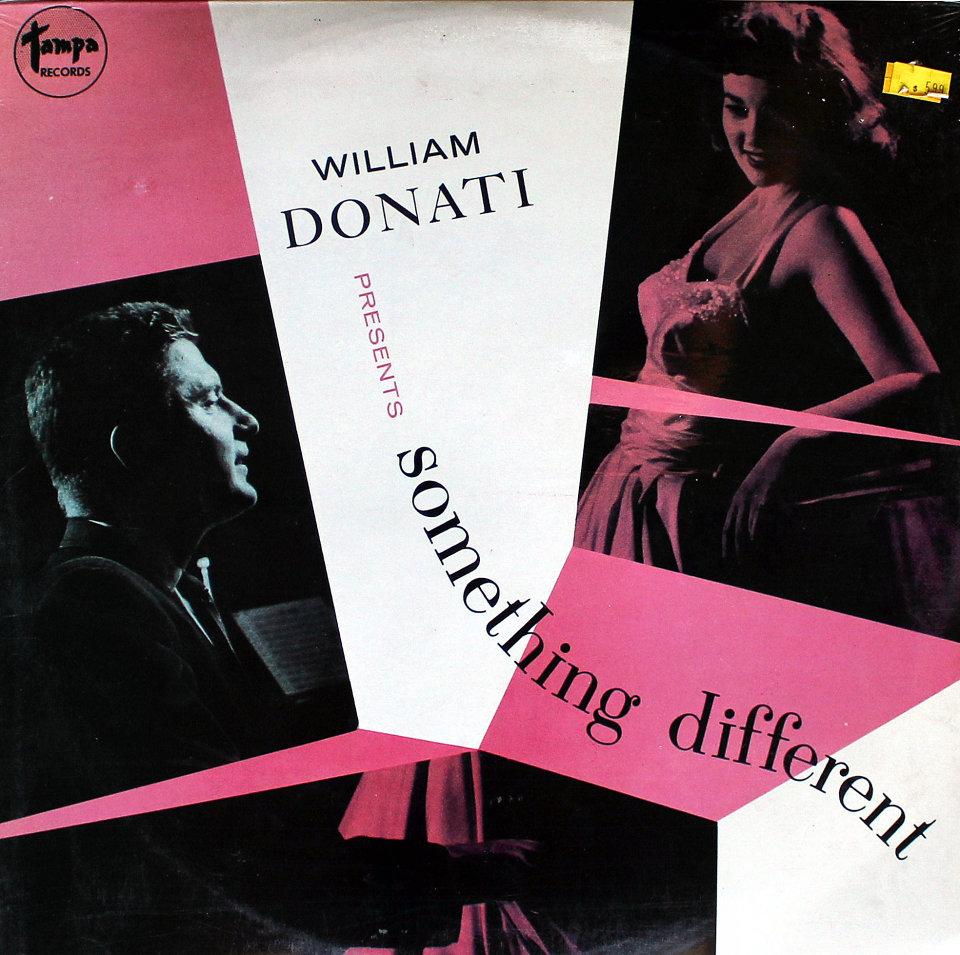 """William Donati Vinyl 12"""" (New)"""