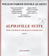 William Parker Double Quartet CD