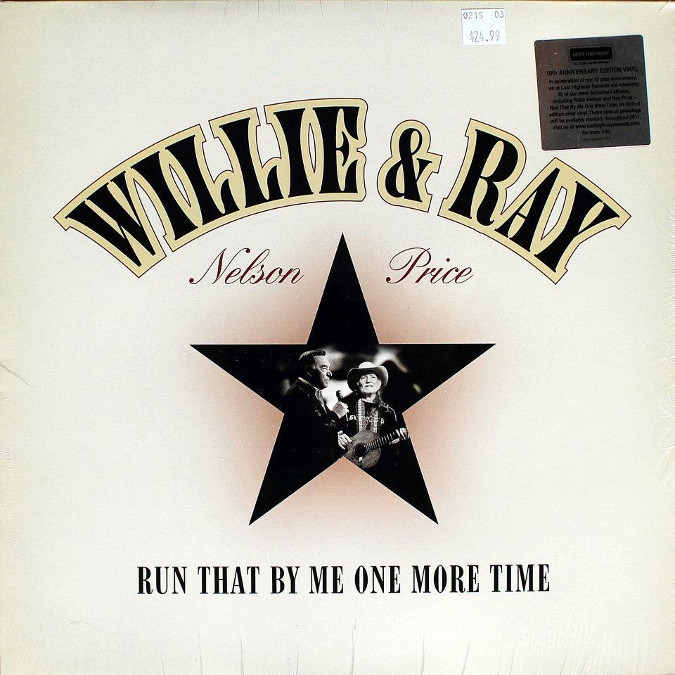 "Willie & Ray Vinyl 12"" (New)"