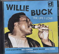 Willie Buck CD
