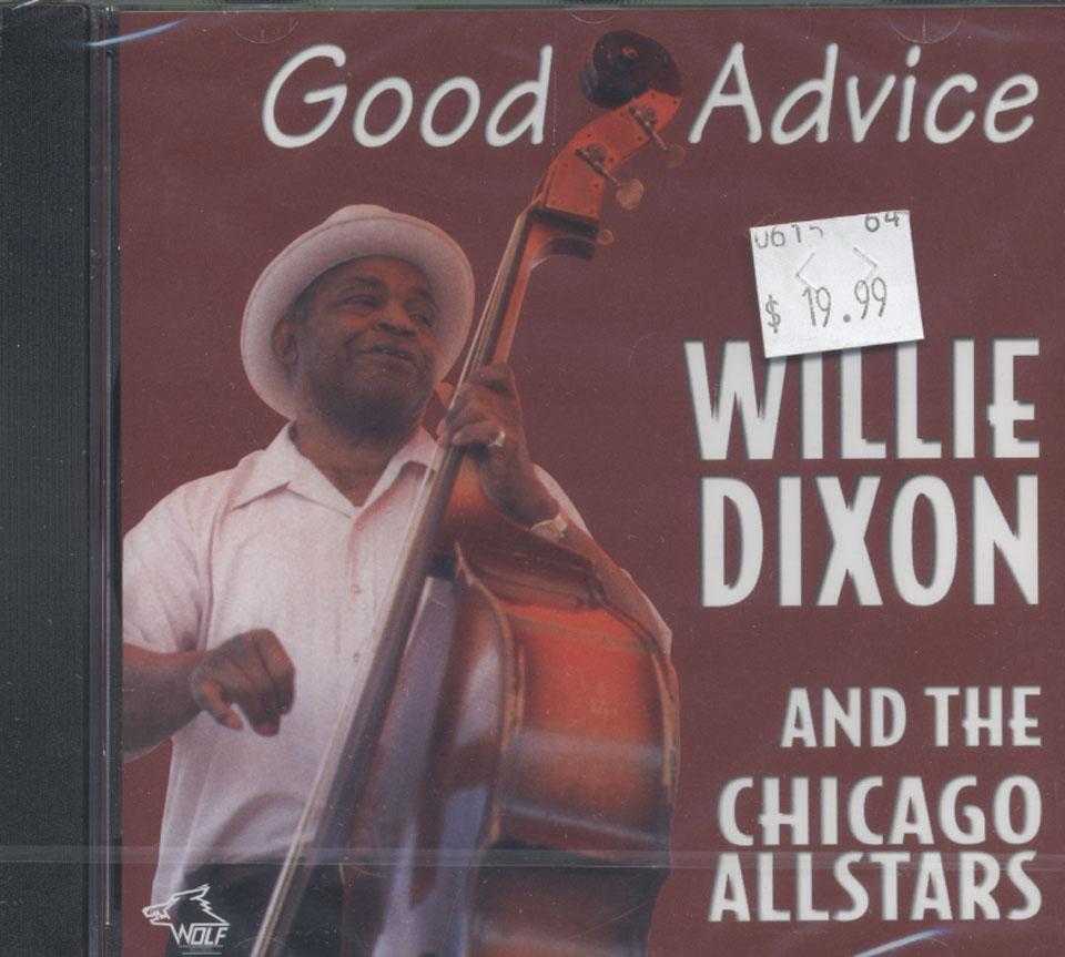 Willie Dixon and The Chicago Allstars CD