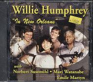 Willie Humphrey CD
