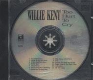 Willie Kent CD