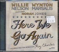 Willie Nelson and Wynton Marsalis featuring Norah Jones CD