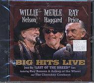 Willie Nelson / Merle Haggard / Ray Price CD