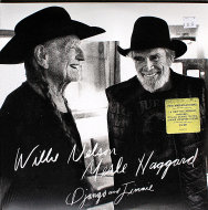 "Willie Nelson / Merle Haggard Vinyl 12"" (New)"