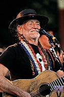 Willie Nelson Fine Art Print