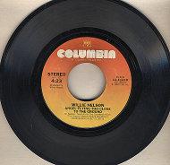 """Willie Nelson Vinyl 7"""" (Used)"""