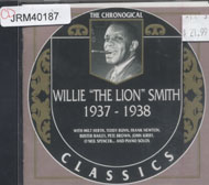 "Willie ""The Lion"" Smith CD"