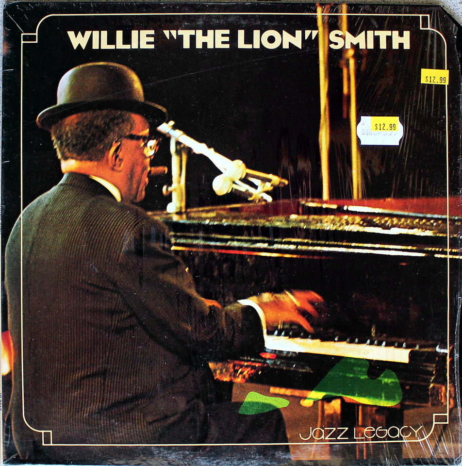 "Willie ""The Lion"" Smith Vinyl 12"" (Used)"