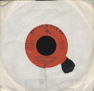 """Willie Welch's Band Vinyl 7"""" (Used)"""