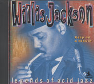 Willis Jackson CD