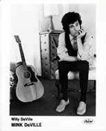 Willy DeVille Promo Print