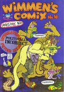 Wimmen's Comix No. 10 Magazine