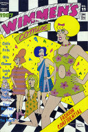Wimmen's Comix No. 11 Comic Book