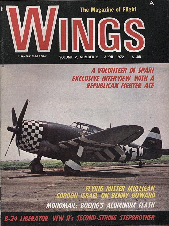 Wings Apr 1,1972