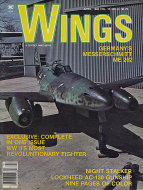 Wings Apr 1,1980 Magazine