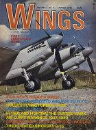 Wings Aug 1,1972 Magazine