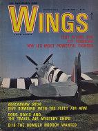 Wings Aug 1,1973 Magazine