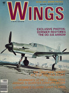Wings Aug 1,1976 Magazine