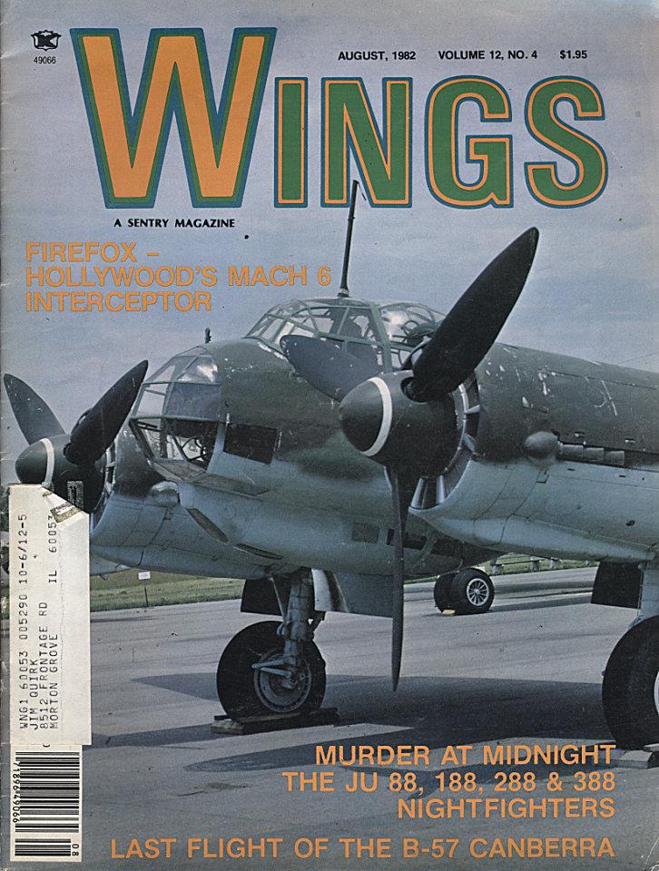 Wings Aug 1,1982