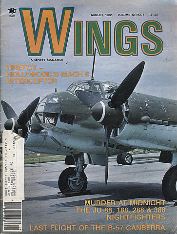 Wings Aug 1,1982 Magazine