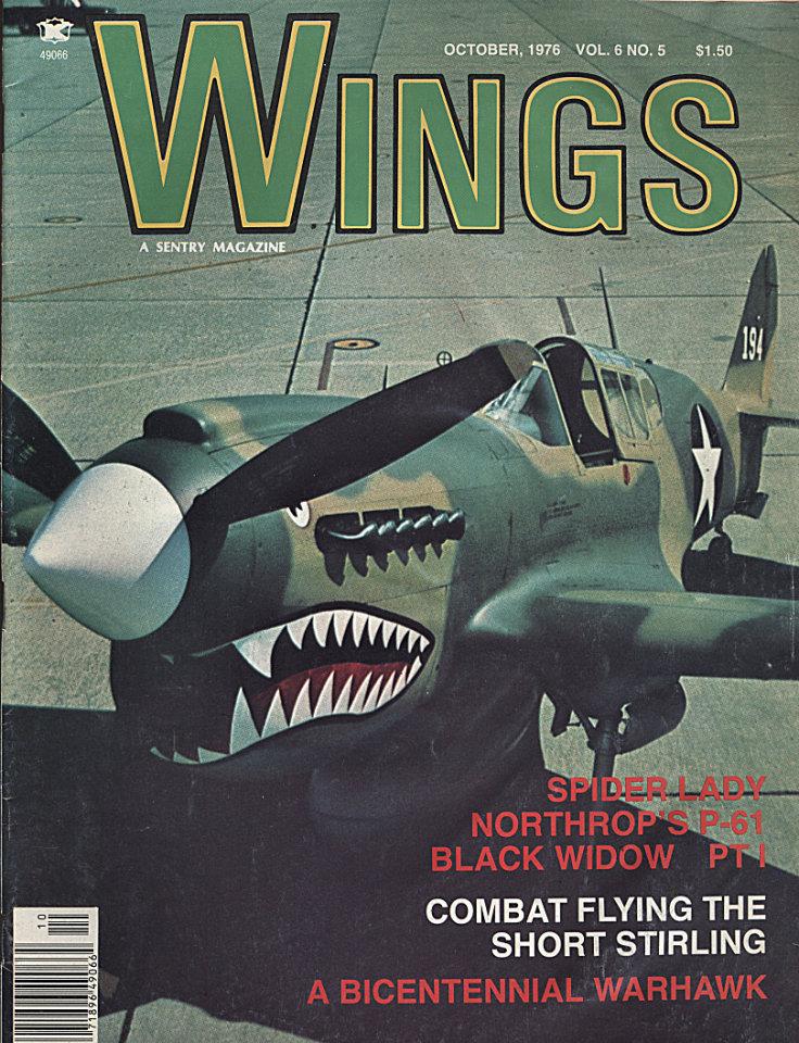 Wings Dec 1,1976