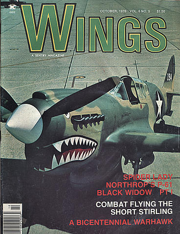 Wings Dec 1,1976 Magazine