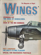 Wings Feb 1,1972 Magazine