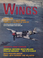 Wings Feb 1,1973 Magazine