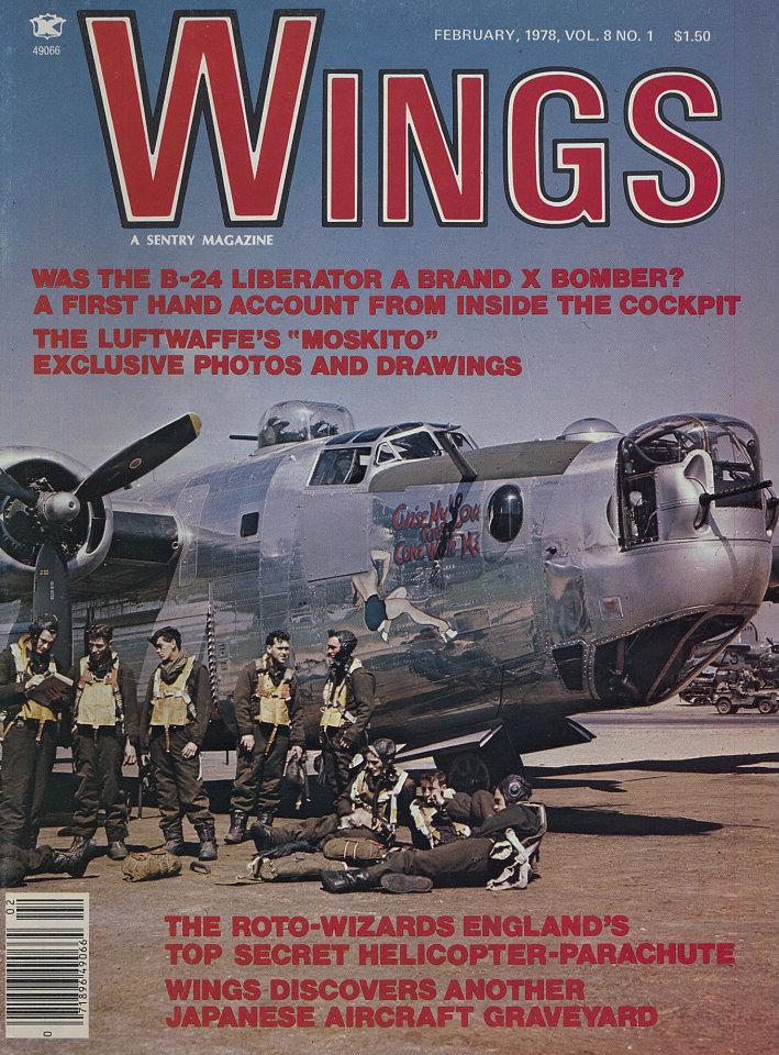 Wings Feb 1,1978