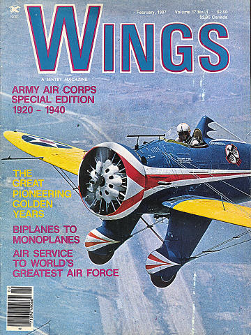 Wings Feb 1,1987 Magazine