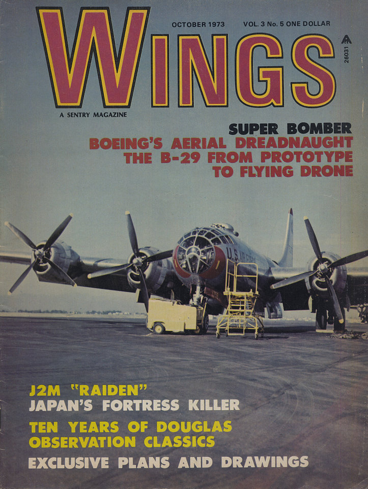 Wings Oct 1,1973