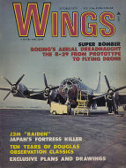 Wings Oct 1,1973 Magazine