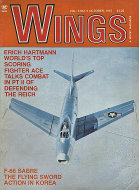 Wings Oct 1,1975 Magazine